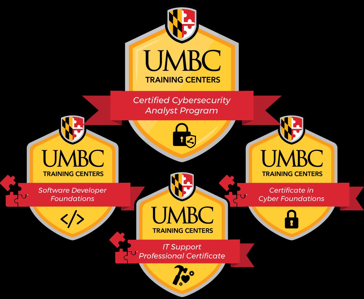 UMBC2020-newbadgedesigns_v5cluster